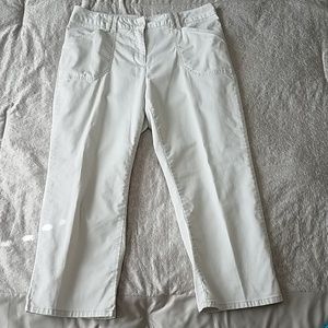French Laundry Sport Capri Cropped Pant Size 10